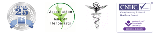 Maryke Vogel Credentials - ARCH, AMH, Iridology, Complementary & Natural Healthcare Council